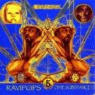 c-razy walz - ravipops (the substance) CD 2003 definitive jux 17 tracks used like new