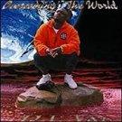 dj taz - overcoming the world CD 1999 big taz records 17 tracks used like new