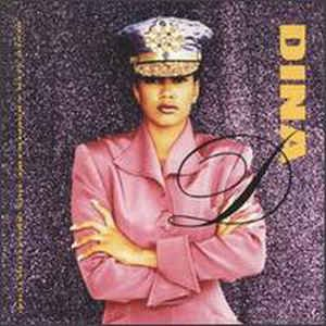 dina - never seen a rapper like this (and i'll betcha) CD 1991 sony epic used like new