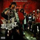 duke da god presents dipset more than music vol.2 CD 2-discs 2007 diplomats used like new