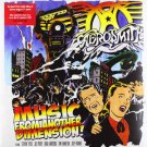 aerosmith - music from another dimension LP 2-discs columbia 2012 new 180 gram