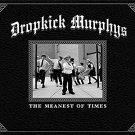 dropkick murphys - meanest of times CD 2007 born & bred digipak 15 tracks used like new