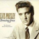 elvis presley - amazing grace CD 2-discs 1994 RCA used like new