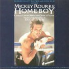 homeboy - original motion picture soundtrack - eric clapton CD 1989 virgin used like new