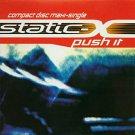 static x - push it CD maxi-single 5 tracks 1999 warner used like new