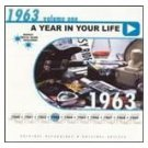 a year in your life 1963 volume one - various artists CD 2001 definitive 10 tracks used like new