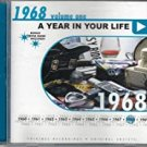 a year in your life 1968 volume one - various artists CD 2001 definitive 10 tracks used like new