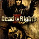 playstation 2 - dead to rights II Namco 2004 Mature used like new