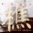 fuel - monuments to excess CD 2000 broken rekids 18 tracks new