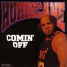 hurricane - comin' off CD 1995 capitol 9 tracks used like new
