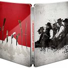 magnificent seven - steelbook edition with japanese subtitles Bluray 2-discs used like new