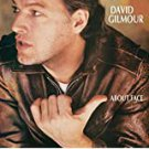david gilmour - about face CD 1984 sony legacy 10 tracks used like new