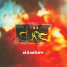 cure - sideshow CD ep 1993 elektra 5 tracks used like new