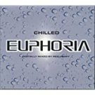 euphoria: chilled - various artists CD 2-discs 2000 telstar TV used like new