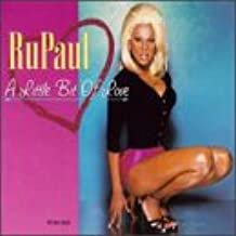rupaul - a little bit of love CD maxi-single 1997 rhino 6 tracks used like new