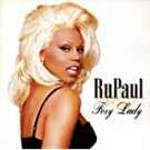 rupaul - foxy lady CD 1996 rhino BMG Direct 12 tracks used like new