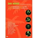 sandoval / corea / sanchez / escovedo - jam miami DVD 2002 concord image 60 mins like new