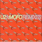 U2 - mofo remixes CD single 1997 polygram island 3 tracks used