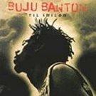 buju banton - 'til shilo CD 1995 polygram loose cannon island 15 tracks used like new