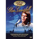 glen campbell live - country store collection DVD 2010 pegasus 80 minutes all regions used like new