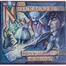 nutcracker - boston ballet orchestra CD 1995 BBO records 15 tracks used like new