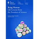 being human: life lessons from the frontiers of science - robert sapolsky 2DVDs + guidebook 2012 new