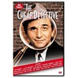 cheap detective - peter falk DVD 2014 mill creek columbia PG 92 minutes new region 1