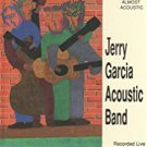 jerry garcia acoustic band - almost acoustic CD 1988 grateful dead concensus 14 tracks used