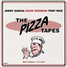 jerry garcia + david grisman + tony rice - pizza tapes CD HDCD 2000 acoustic disc like new
