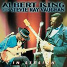 albert king with stevie ray vaughan - in session CD 1999 stax fantasy jazz 11 tracks used
