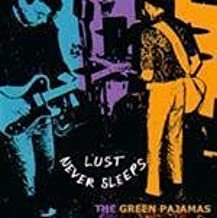 green pajamas - lust never sleeps CD 2002 endgame 8 tracks new