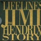 jimi hendrix - lifelines: jimi hendrix story CD 4-discs 1990 reprise used like new