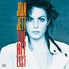 joan jett - the hit list CD 1990 CBS 10 tracks used like new