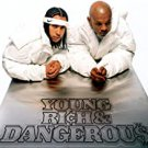 kriss kross - young rich & dangerous CD 1996 sony 12 tracks used like new