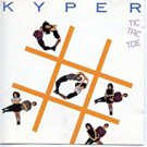 kyper - tic tac toe CD 1990 atlantic 12 tracks used like new