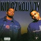 jaz-o & the immobilarie present - kingz kounty CD 2002 rancore 19 tracks used like new