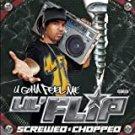 lil' flip - u gotta feel me: screwed & chopped CD 2-discs 2004 sony used like new