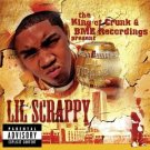king of crunk & BME recordings present lil scrappy & trillville CD 2004 reprise used like new