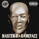 master p - gameface CD 2001 new no limit universal 14 tracks used like new