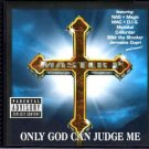 master p - only god can judge me CD 1999 no limit priority 23 tracks used like new