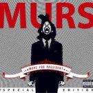 murs - murs for president CD + DVD 2008 warner new