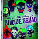 suicide squad 4K UltraHD BluRay theatrical version + extended cut in steelbook used like new