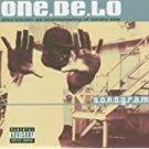 One be lo - s.o.n.o.g.r.a.m. CD 2005 fat beats 24 tracks used like new