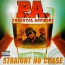 parental advisory - straight no chase CD 1998 dreamworks 16 tracks used like new