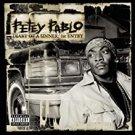 petey pablo - diary of a sinner: 1st entry CD 2001 jive zomba 18 tracks used like new