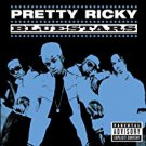 pretty ricky - bluestars CD 2005 atlantic 14 tracks used like new
