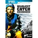 deadliest catch - complete first season DVD 5-discs 2007 discovery image new
