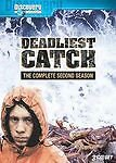deadliest catch - complete second season DVD 3-discs 2007 discovery image new