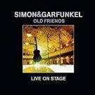 simon & garfunkel - old friends live on stage CD 2-discs 2004 warner used like new
