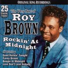 very best of roy brown: rockin' at midnight CD 2004 collectables 2009 gusto 25 tracks new